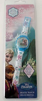 Frozen Kinderuhr Die Eiskönigin Digital Kinderarmbanduhr Geschenke für Kinder