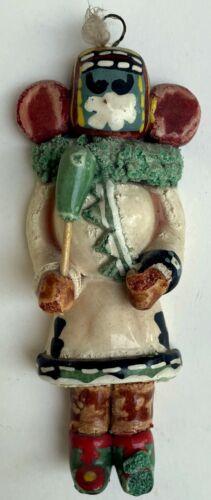 Old Original Hopi Crop Fertility Kachina Doll Figurine Very Rare