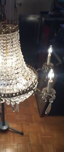 Antique Rare French Cristal Chandelier