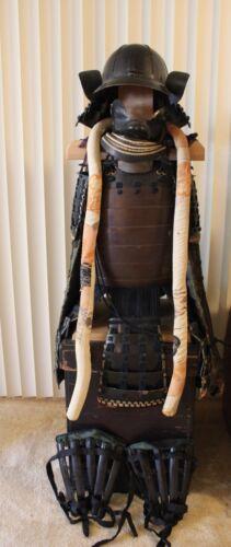 Japanese Samurai small size full armor #2: Tatami Gusoko, Edo period, 1600-1900