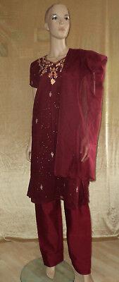 Bollywood Kostüm indisch Bollywoodkostüm Gr.S +5 DVDs