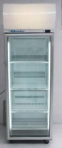 SKOPE GEN UPRIGHT 1 GLASS DOOR FRIDGE CLEARANCE SALE