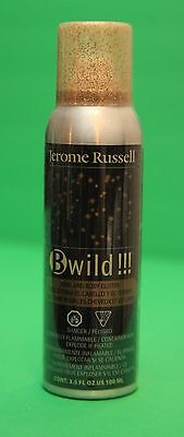 JEROME RUSSEL GOLD GLITTER FOR HAIR AND BODY ](Hair Glitter Spray)