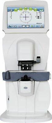 7 Touch Screen Optic Auto Lensmeter Lensometer Pduv W Thermal Printer Al-e35