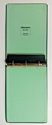 Vintage Wilson Jones 9 12 Vertical Heavy Duty 1 3-ring Binder 347-64 - New