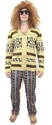 Big Lebowski COSTUME SET The Dude Sweater Sunglasses Pants Jeff (Lebowski Sunglasses)