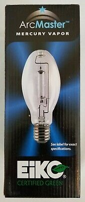 Eiko Mercury Vapor Hid Lamp 250 Watt Light Bulbs Model H37kb-250