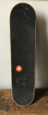 "Airwalk Skateboard 31"" x 8"" Vintage Red White Black"
