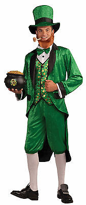 St. Patrick's Day - Adult - Mr. Leprechaun Costume - Leprechaun Costume Adult