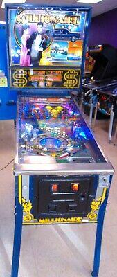 Wiliams Millionaire Pinball Machine