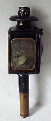 alte Kutschenleuchte Kutschenlampe Kutschlampe Frankreich