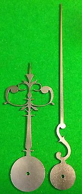 Antique Clock Hands from original design(Early Longcase ) LC25 *Made in England*