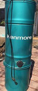 Kenmore Central Vacuum