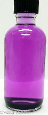 Ferrofluid Display 2oz Glass Bottle........... Neon COLORED Liquid