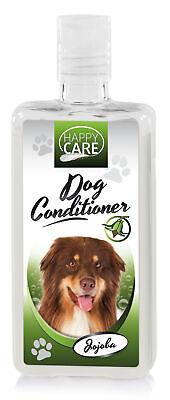 Spülung Hunde Conditioner Fell Hundeshampoo Pflegespülung Jojoba kämmbar 250Ml