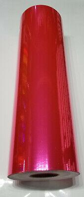 Fluorescent Pink Chrome Mirror Sign Plotter Cutter Vinyl Roll