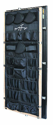 American Security Gun Safe Vault Door Panel Organizer Pistol Kit Model 19