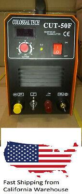 Plasma Cutter Pilot Arc Cut50f 50amp 220v Non-touch Cutting Machine Clean Cut