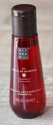 RITUALS THE RITUAL OF AYURVEDA natural dry oil for body & hair 50 ml - NEU