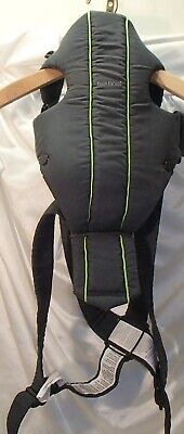 Used, Baby Bjorn Blue Cotton Infant Front Carrier for sale  Shipping to India