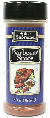 Spice Supreme® BARBECUE new & fresh USA MADE spices cooking seasonings BBQ grill for sale  Manchester