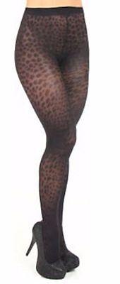 - DKNY Fashion Hosiery Animal Burnout Tight 0B683