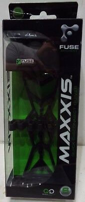 Fuse, Hoyt Archery Maxxis 6 Arrow Quiver Black Out