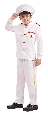 Navy Costumes For Boys (Navy Admiral - Boys Costume)
