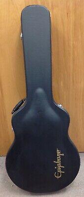 Epiphone- ES335 hardshell guitar case, black