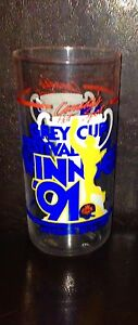 Collectible Grey Cup 1991 Winnipeg Blue Bombers Cups