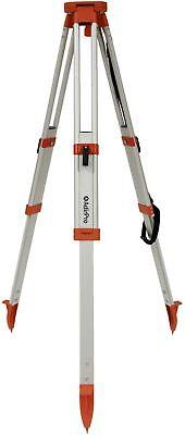 Pro Flat Head Aluminum Tripod Survey Contractor Laser Auto Level