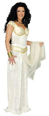 Kostüm Griechin Römerin Göttin Daphne Gr.40-46 super Karneval Motto-Party Antike