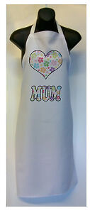 Personalised adult Apron your photo and text gift