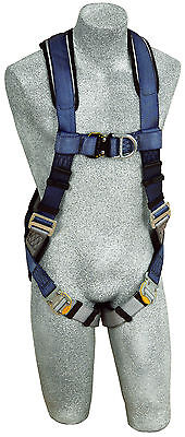 Dbi Sala 1108527 Exofit Technology Vest Style Harness With 2 D-ringsl