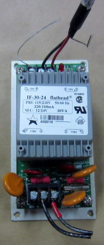 Danfoss Automatic Controls IF-30-24 Flathead Used T/O