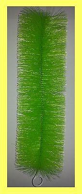 Filterbürste grün fein 80 cm lang Teichbürste Koiteich Teichfilter frachtfrei