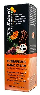 Dr. Schavit Sea Buckthorn+ Therapeutic Hand cream for Dry & Extra-dry Skin ()