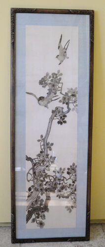 Chinese  Hand  Made  Embroidery  Panel       M 3101