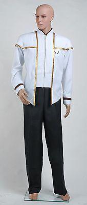 Star Trek Insurrection Nemesis Mess Dress Uniform Halloween Costume Express (Halloween Costumes Express)