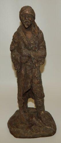 Vintage Monfort 1975 Mountain Man Original Sculpture