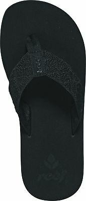 Reef Sandy Women's or Girls's Flip Flops Sandals Reef Sandy Flip Flops Uk 4 Reef Girls