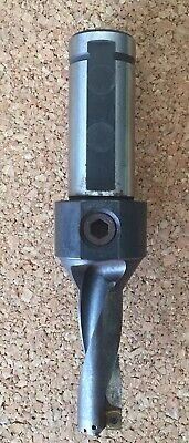 Sandvik Ra416.2-0875p31-31 .875 Indexible Insert Drill Coolant Thru