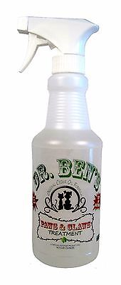 DR BEN'S CEDAR OIL ALL NATURAL FLEA, TICK AND MITE SPRAY FOR DOGS & CATS - 16 OZ