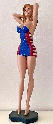 American Pin Up Girl 50s Figur, RARITÄT!