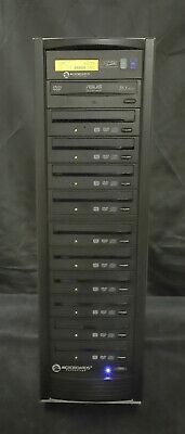 Microboards Technology CopyWriter 10 Slot CD/DVD Duplicator PRM PRO1016