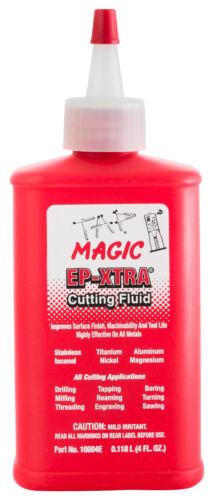 Tap Magic Cutting Fluid EP-Xtra® 10004E Ozone Friendly Formula 4oz All Metals