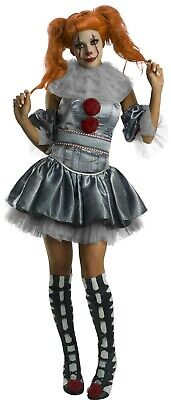 Pennywise The Clown Costume (IT Chapter Two - Pennywise the Clown Female Adult)