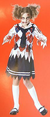 bie School Girl Costume Sz Large (10 - 12)  NEW (Tween-zombie Kostüme)