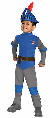 Mike The Knight Classic Child Boys Tunic Costume Halloween Dress Up - Mike The Knight Costume