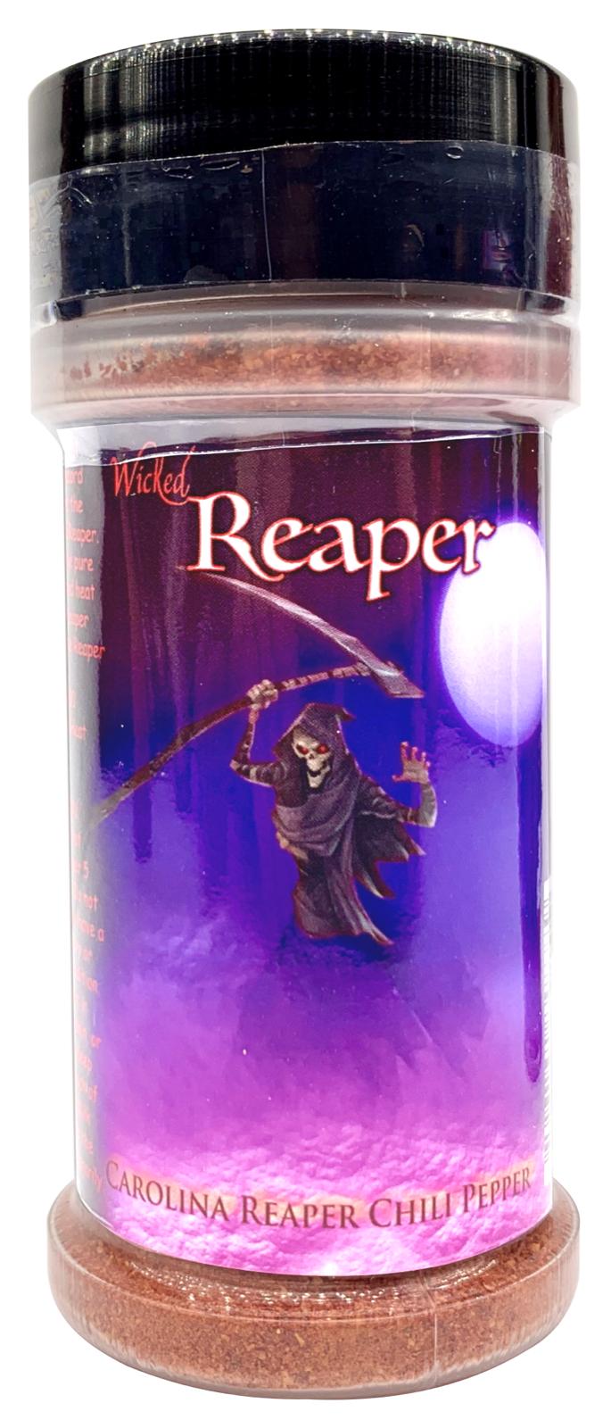 Carolina Reaper Powder Wicked Reaper Chili Pepper World's Hottest Chili 2 oz